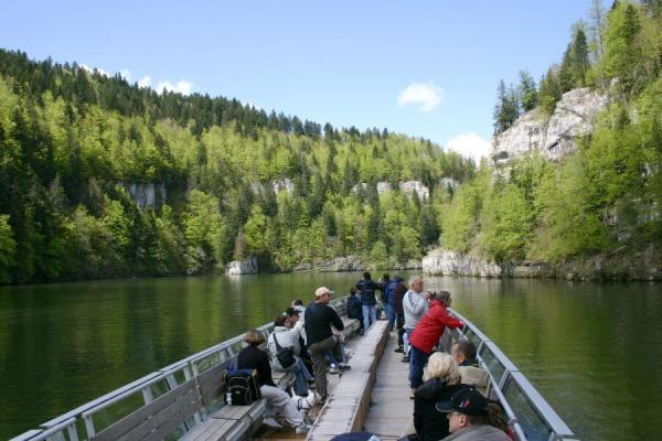 illustration croisière sur les bassins du Doubs