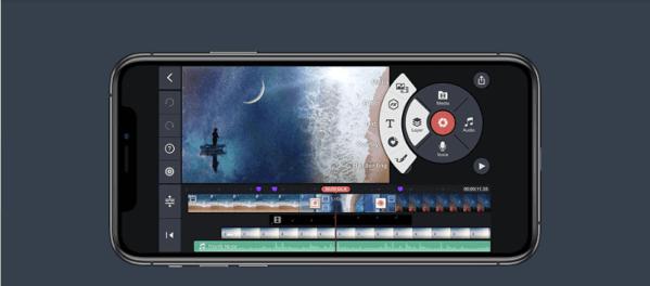 KineMaster, l'application de montage vidéo sur smartphone