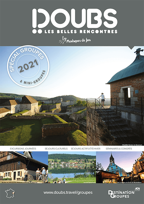 Couverture catalogue groupe 2021