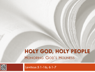 Honoring God's Holiness