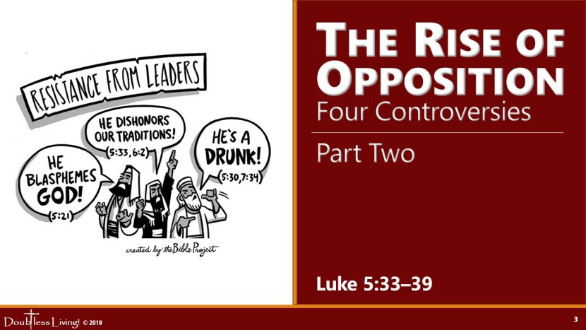 The Rise of Opposition: Four Controversies, Part II
