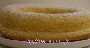Biscuit de Savoie de C. Michalak