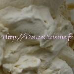Glace à la vanille de Gaston Lenotre
