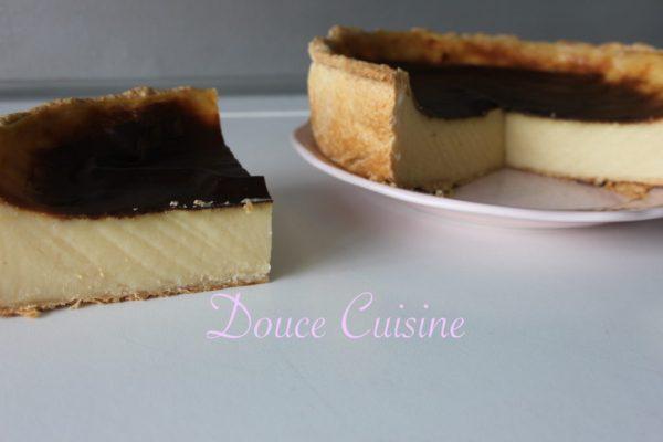 Flan Pâtissier à la vanille Bourbon (recette de Cyril Lignac)