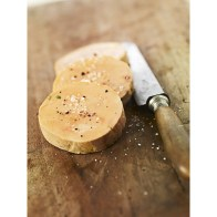 Bloc de foie gras du Périgord