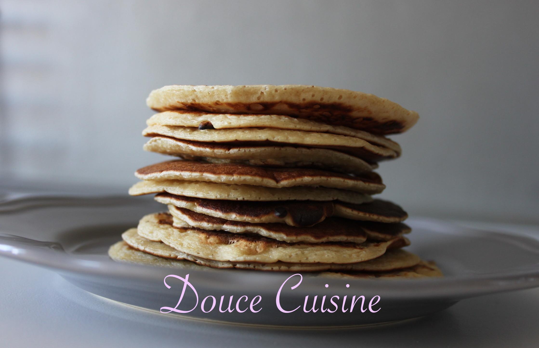 PANCAKES (Recette facile et rapide) - Douce Cuisine