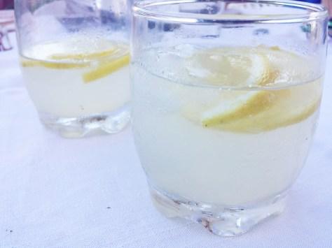 Citronnade 柠檬水
