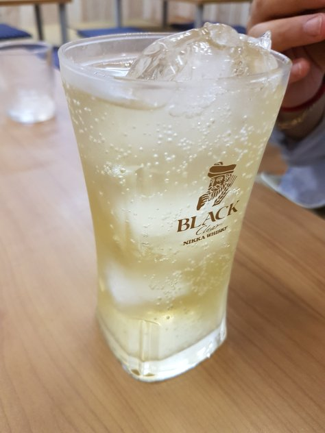Highball au Whisky Japonais 日本威士忌調酒 highball