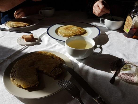 Matcha Pancakes 抹茶鬆餅