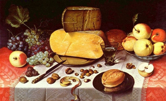 Nature morte de Chardin