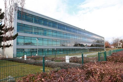 Centre de recherche et développement de Schwalbach, crédit photo Pampers