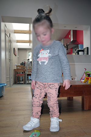T-shirt Mini Rodini, jean et chaussures Zara