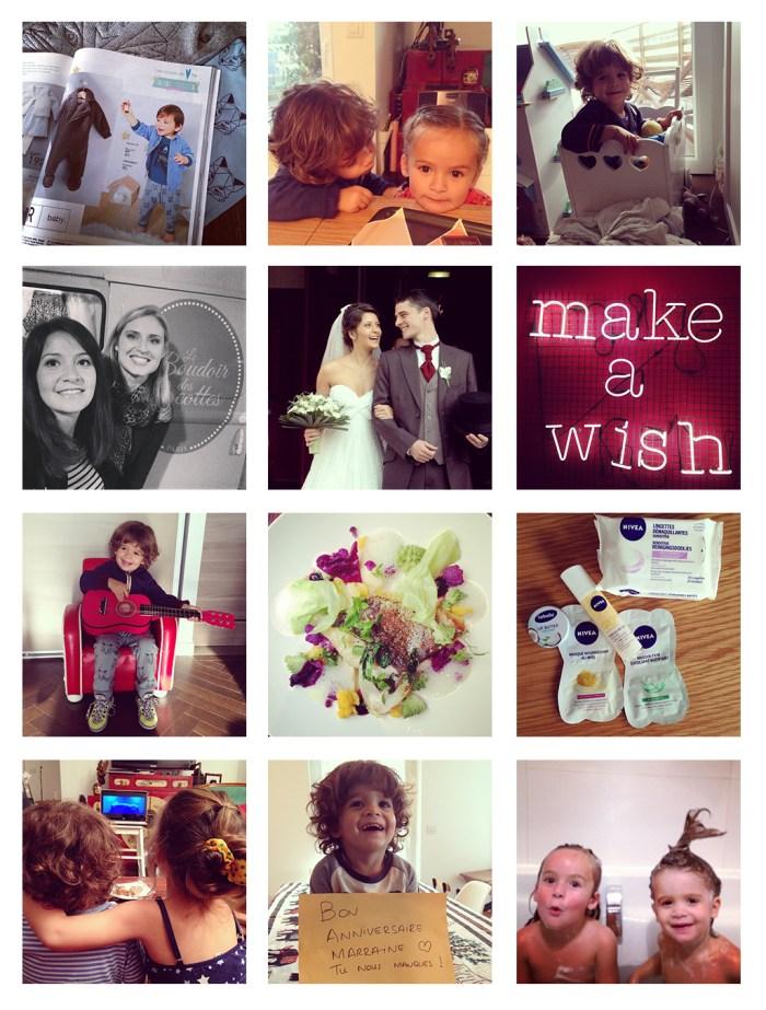Semaine instagram