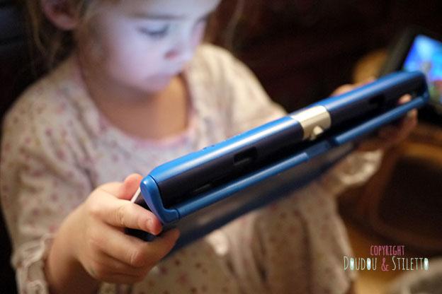 Storio Max test avis tablette vtech