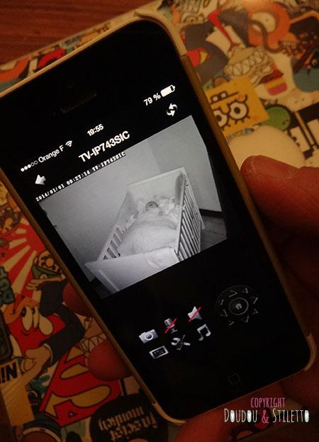 Babycam Trendnet 3