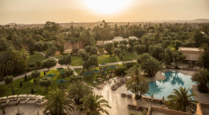 Club med palmeraie marrakech maroc