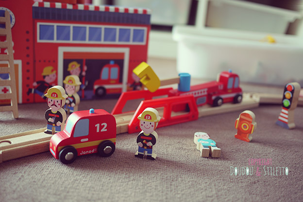 story box pompiers Janod