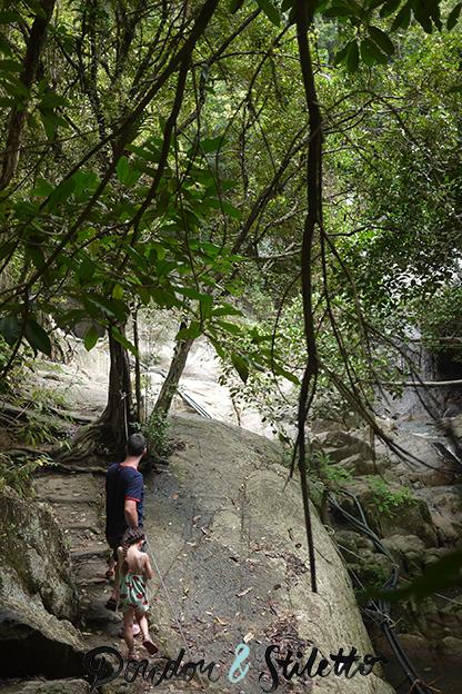 Na Muang Waterfall Samui