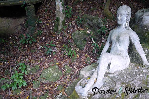 Secret Buddha garden samui