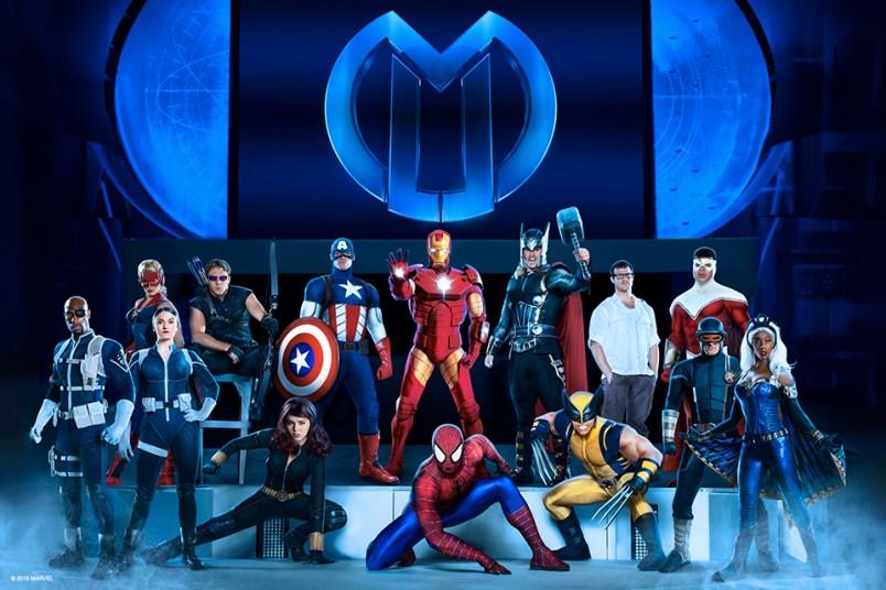 Marvel Live Universe