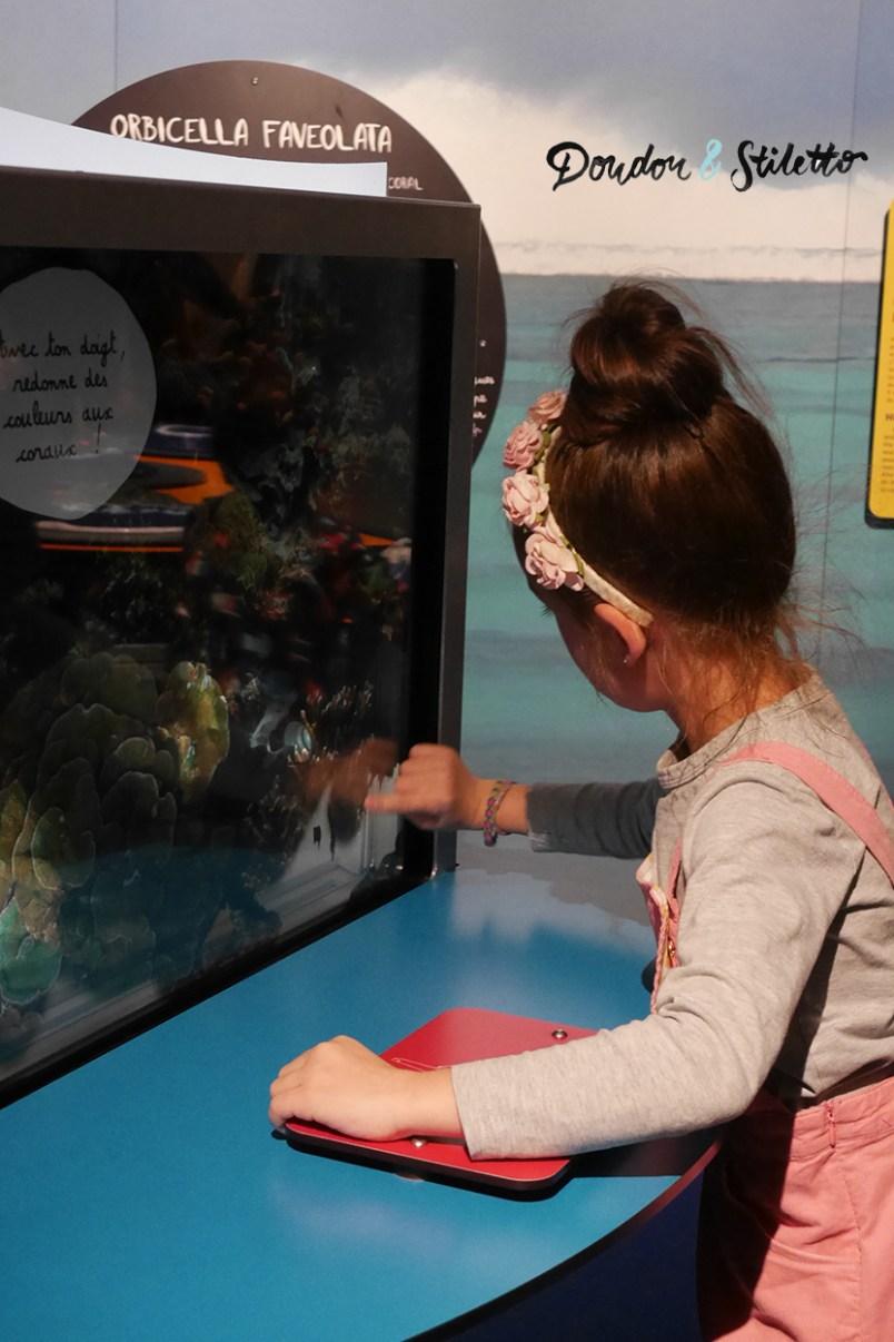Aquarium tropical paris