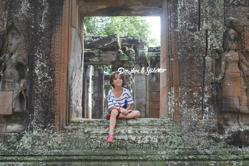 Banteay Kdei - Angkor11