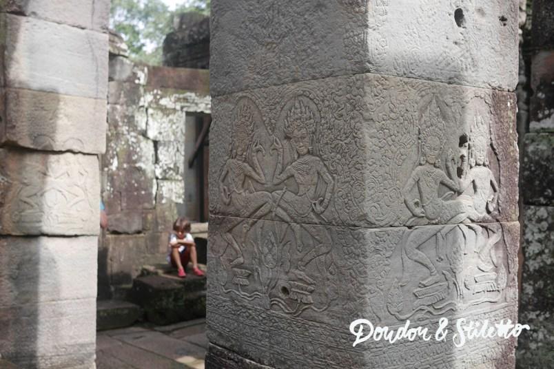 Banteay Kdei - Angkor5