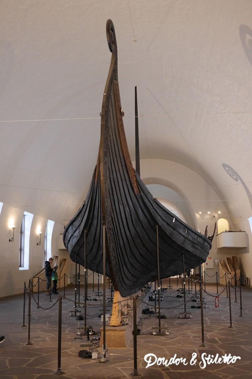 Musée vikings Oslo