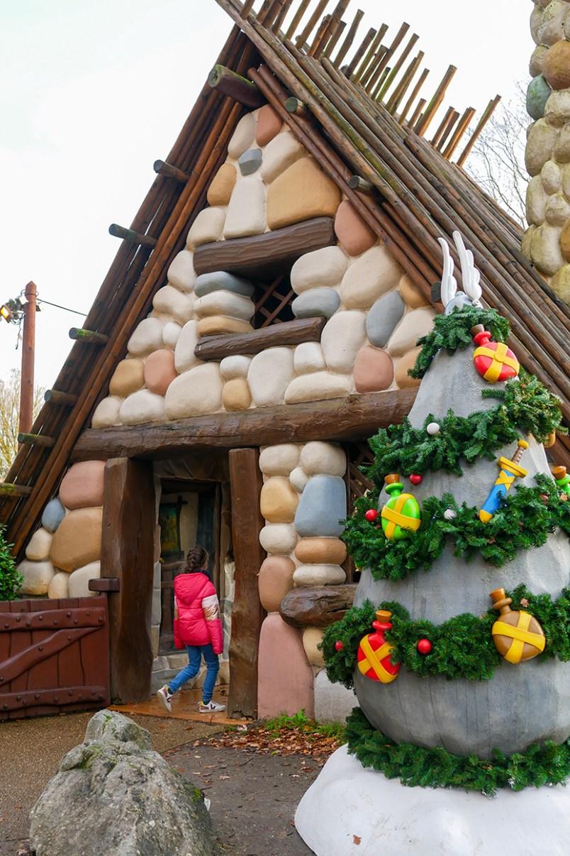 Noël Gaulois Parc Asterix12