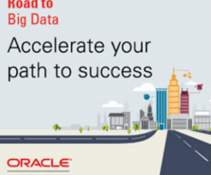 Oracle Road to Big Data Event, March 29th