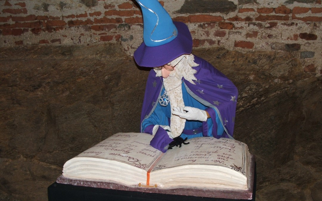EBS FORUM: Data Security-Wizarding with EBS Security Wizards (7/11)