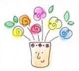 私が花を好きな理由は癒し効果、心が元気になるから、ただ眺めていたいだけ