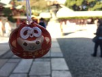 日枝神社でマーケティング!お猿さんを撫でて、お守りをゲットで運気アップ♪