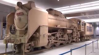 広島駅のダンボール製D51がすごい