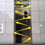 【パルクール】驚きの壁登りテクニック【壁キック】