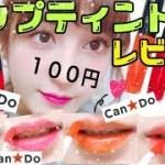 これは凄いっ!キャンドゥのティントレビュー&メイク♡~最近の100均やばい~