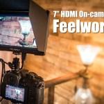 感動レベルでオススメ!!   動画撮影用外部モニターでカメラ選びが変わるかも!? 4K対応7インチモニター「Feelworld FH7」