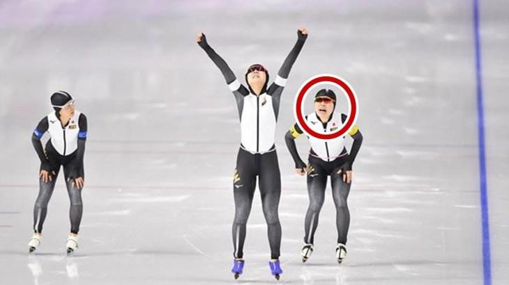 感動!外国人が脱帽「まるで機械だ」女子パシュート日本が金メダル!かけてきた時間はどの国よりも長かった!すごい日本【海外の反応】