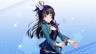 【ガルパ】☆2燐子 新衣装エピソード(りんりん♪ホントすごい)[1080p 60fps]