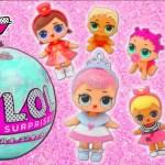 L.O.Lサプライズ!大人気のおもちゃを開封❤︎ カスタムして可愛いお人形を作るよ‼︎ ここなっちゃん