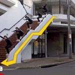 【神業】街中で魅せたスゴイ技【Video Pizza】
