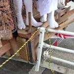 岸和田だんじり祭2018 事故&ハプニング