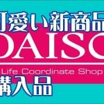 【ダイソー購入品】可愛い新商品♥大量購入品♥DAISO