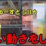 UFOキャッチャー~なんかすごい動きをして獲れた!(SAO ぬーすとフィギュア シリカ)~