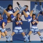 技がスゴイし超絶カワイイッ♥チアドラゴンズ2018「Bad – Michael Jackson featuring Pitbull」Japanese baseball cheerleaders