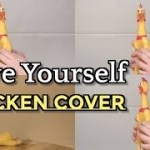 Justin Bieber – Love Yourself (Chicken Cover) / びっくりチキンで演奏してみた