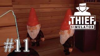 セキュリティ意識すごいのにドアはカギかけないタイプ #11 ~ Thief Simulator