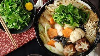 【0:03の驚き】冬の贅沢あんこう鍋