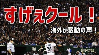 【海外衝撃】日本の野球を初体験したMLBプレイヤーたちが感動の声!海外「すげぇクール!」【海外の反応】【日本人も知らない真のニッポン】