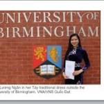 【感動する話 実話 ベトナム】学術的成功の頂点を極める ベトナムの少数民族タイー族 の女性